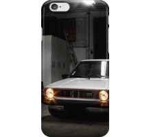 Volkswagen Golf GTI MK1 iPhone Case/Skin