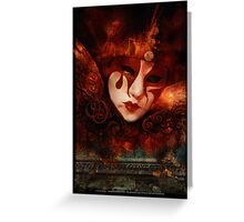 To Rise Above Greeting Card