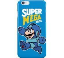 Super Mega Bros. iPhone Case/Skin