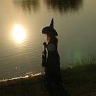 Shadow Witch by MoxieNox