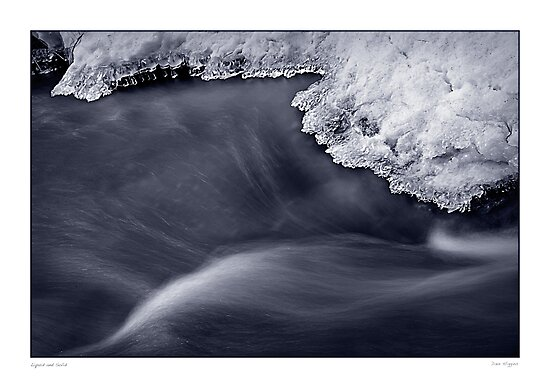 Liquid and Solid by Dave  Higgins
