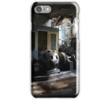 9.4.2015: From Abandoned Hydro Power Plant II iPhone Case/Skin