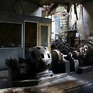 9.4.2015: From Abandoned Hydro Power Plant II by Petri Volanen