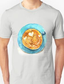 hearts and coffee T-Shirt