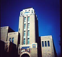 Wichita North Tower by Sarah Crowe