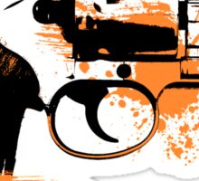 Colt - orange Sticker