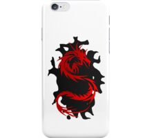 The Red Dragon (By Charg3R) iPhone Case/Skin