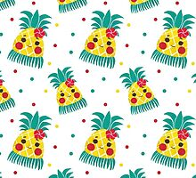 Miss Hawaiian Pineapple by haidishabrina