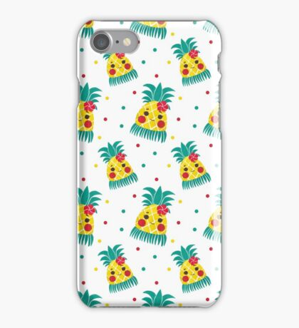 Miss Hawaiian Pineapple iPhone Case/Skin