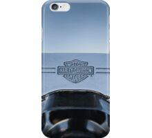 HARLEY DAVIDSON logo iPhone Case/Skin