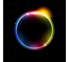 Space Interstellar star Photographic Print