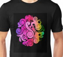 3D Art Color Unisex T-Shirt