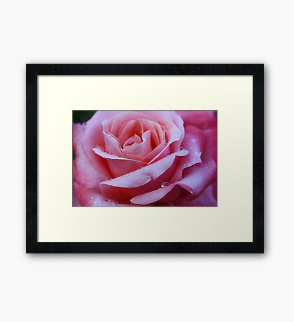 for my second mom with all my love Framed Print