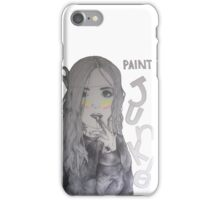 Paint Junkie iPhone Case/Skin