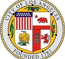 Seal of Los Angeles  by abbeyz71