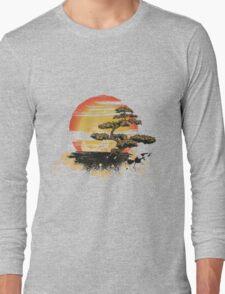 Japan art Long Sleeve T-Shirt