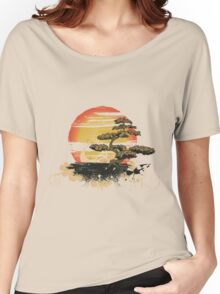 Japan art Women's Relaxed Fit T-Shirt
