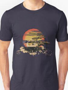 Japan art Unisex T-Shirt