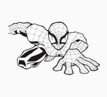Spider Man One Piece - Short Sleeve