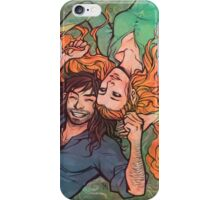 Star Lovers iPhone Case/Skin