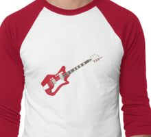 Jack White Airline '59 custom Men's Baseball ¾ T-Shirt