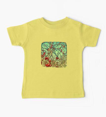 Blossom Frenzy - TTV Baby Tee