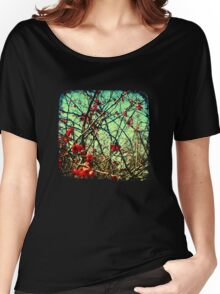 Blossom Frenzy - TTV Women's Relaxed Fit T-Shirt