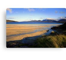 Harris-Hills Canvas Print