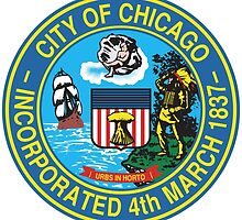 City of Chicago Seal by abbeyz71