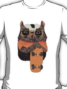 Suzi Owl Skater T-Shirt