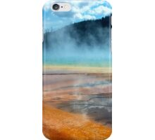 Yellowstone Spring iPhone Case/Skin