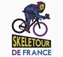 Skeletour De France Kids Clothes