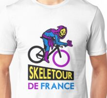 Skeletour De France Unisex T-Shirt