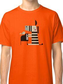 Music Zebra Classic T-Shirt