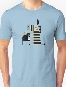 Music Zebra T-Shirt