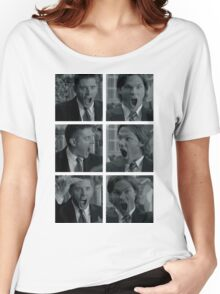 Jared and Jensen Outtake photoset Women's Relaxed Fit T-Shirt