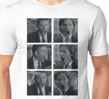 Jared and Jensen Outtake photoset Unisex T-Shirt