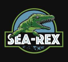 Sea Rex Mosasaurus (Jurassic World) by Tabner