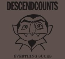 Descendcounts - everything sucks Kids Clothes
