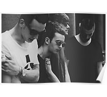 the 1975 (band photo) Poster