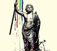 God of Graffiti by nicebleed