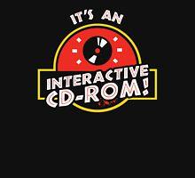 It's An Interactive CD-ROM Jurassic Park Unisex T-Shirt