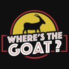 Jurassic Park - Where's The Goat? by Tabner