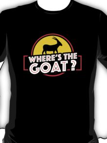 Jurassic Park - Where's The Goat? T-Shirt