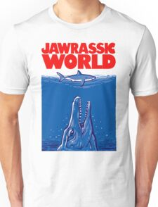 Jawrassic World (variation) Unisex T-Shirt