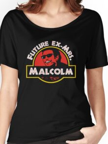 Future ex-Mrs. Malcolm Women's Relaxed Fit T-Shirt