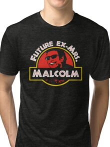 Future ex-Mrs. Malcolm Tri-blend T-Shirt