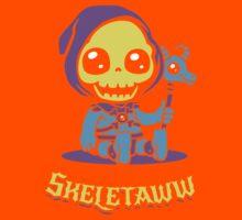 Cute Skeletor - Skeletaww Kids Clothes