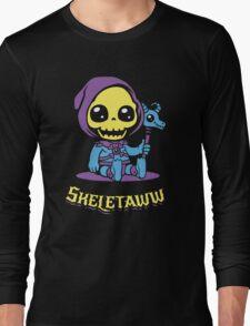 Cute Skeletor - Skeletaww Long Sleeve T-Shirt