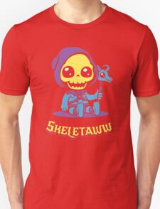 Cute Skeletor - Skeletaww Unisex T-Shirt